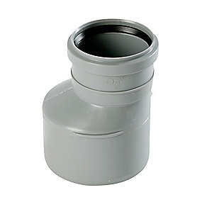 Uponor HTP reduktion 75 mm /32 mm