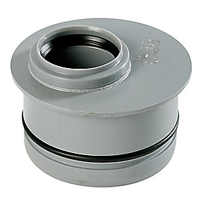 Uponor PP universalovergang 75 /50 mm