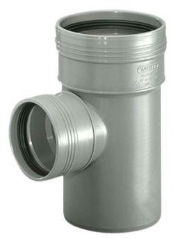 Wavin Wafix HC PP grenrør 32-32 mm. 88.5 gr.