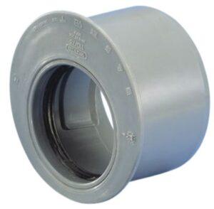 Wavin Wafix HC PP kort reduktion 75-50mm