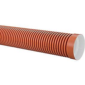 Uponor PP kloakrør 400x3000mm SN8 u/tætn.ring