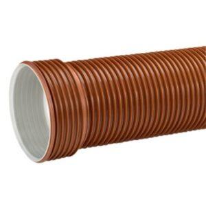 Uponor PP kloakrør 200x3000mm SN8 u/tætn.ring