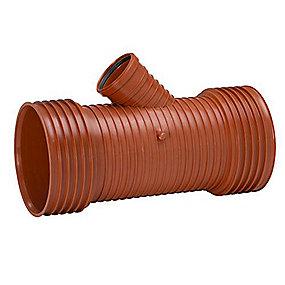 Uponor grenrør 45° 315/160mm for glat rør
