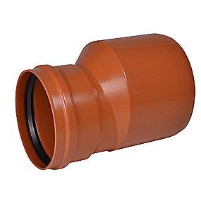 Wavin PVC reduktion 250-200mm
