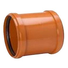 Uponor PVC dobbeltmuffe 315mm