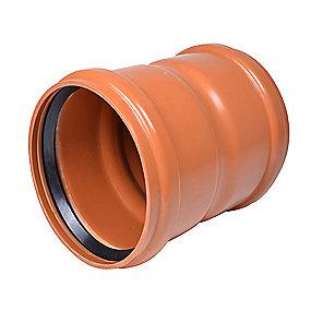 Wavin PVC dobbeltmuffe 315mm