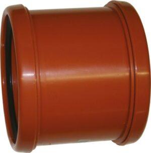 Uponor PVC skydemuffe 200mm