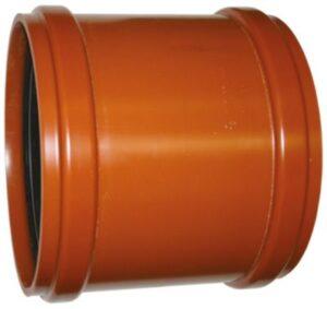 Uponor PVC skydemuffe 250mm