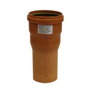 HL ekspansionsovergang 110/94x110 mm. Til 110 mm glat spids