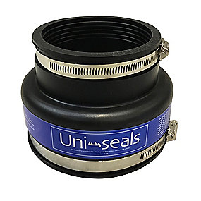 Uni-seals NAC rørkobling 100-115x110-125mm stbj