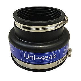 Uni-seals NAC rørkobling 144-160x170-192mm ler
