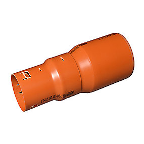 Wavin dræntilslutning 110-74/65mm