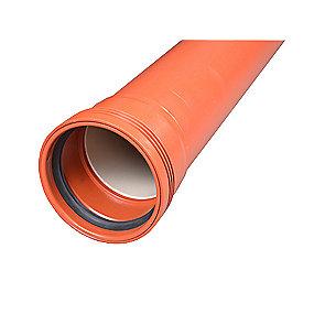 Wavin PP kloakrør 110x2000mm SN4 EN13476