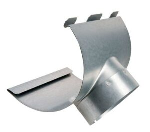 Plastmo stål plus tudstykke nr. 11. 75 mm.