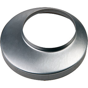 Plastmo stål plus brøndkrave 90/130 mm.