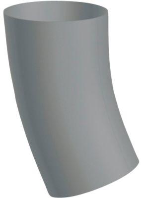 PREFA Bøjning 40gr. 80 mm. Blank. - Tages ikke retur -