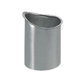 VM zinc tudstykke 333/76 mm. 1/4-rund. Valsblank -Tages ikke retur-
