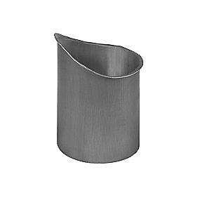 VM zinc tudstykke 333/87 mm 1/4-rund. Quartz -Tages ikke retur-