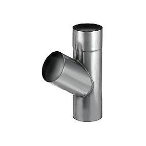 VM Zinc grenrør 76 mm. 60°