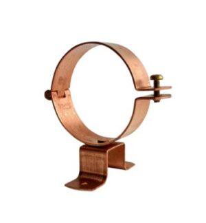 Hængselstift kobber 100 mm til træ. 30x2mm