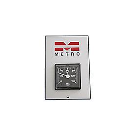 Metro Therm analog termometer 0-120C°