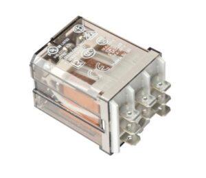 Bosch Tronic 4500 T relæ for sikring af el-vandvarmeren
