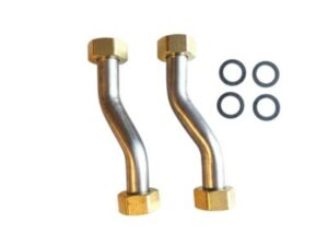 Bosch Tronic 4500 T rørsæt for udskiftning RF Ø18mm. C/C 30 mm
