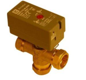 Bosch 3-vejs ventil 28 mm 3-vejs ventil med hurtig åbningshastighed