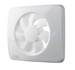 Fresh Intellivent Sky ventilator. Intelligent selvjusterende fugtighedsstyring