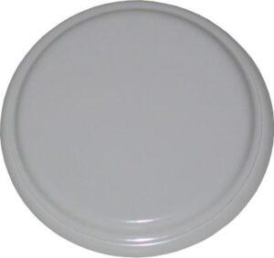 Fresh tallerkenventil 100 Hvid metal