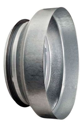 centrisk Reduktion Ø160-100 mm Muffe/Nippel