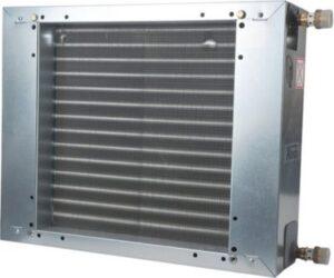 HN24 varmeventilator. Luftvolumen 3000 m3/h.