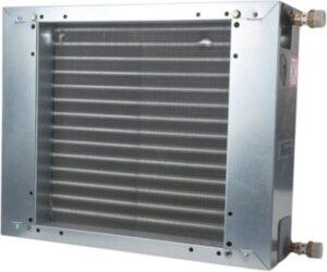 HN34 varmeventilator. Luftvolumen 4380 m3/h.