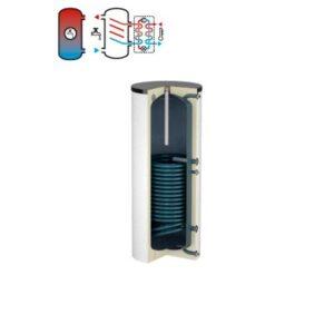 Flamco Duo HLS Varmvandsbeholder 750 liter inkl. Iso. Hedeflade 6