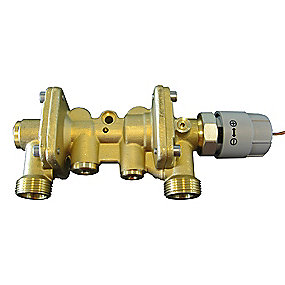 Danfoss Redan PTC2+P Tryk- og temperaturstyret brugsvandregulator