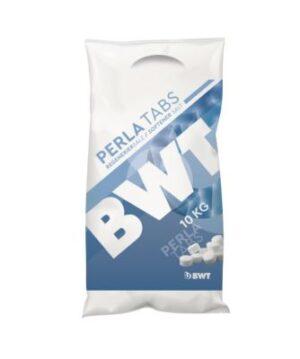 BWT Perla tabs salt 10 kg. Fødevaregodkendt