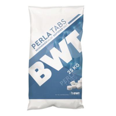 BWT Perla tabs salt 25 kg. Fødevaregodkendt