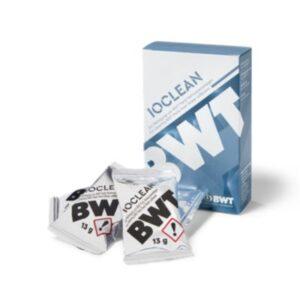 BWT IOCLEAN rengøringstabletter. 4 stk. tabs i en kasse