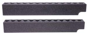 Danfoss FHF/FH-ME isoleringskapper til gulvvarme manifolde