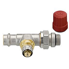 Danfoss RA-N press radiatorventil 15mm
