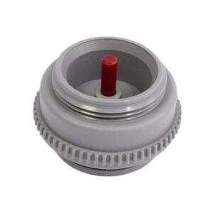 Adapter til telestat. Passer til UPONOR PRO plastik fordelerrør. M30x1