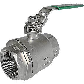 EGO kugleventil 1.1/2 type 2006SC med låsbart greb t. hængelås