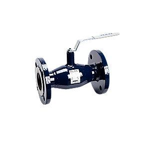 EGO Kugleventil DN 50 812V PN40 F-F L=230 mm.