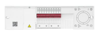 Danfoss Icon masterregulator 24V 15 kanaler OTA Zigbee