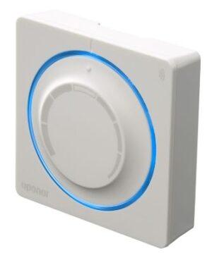 Uponor Smatrix termostat med drejeskive skala trådløs t-165
