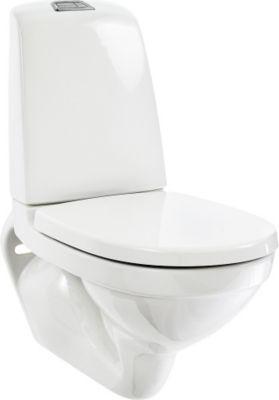 Gustavsberg Nautic Væghængt toilet 1522. Ceramicplus
