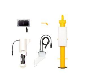 Ifö Spira sensorkit batteri 395x360x110mm hvid