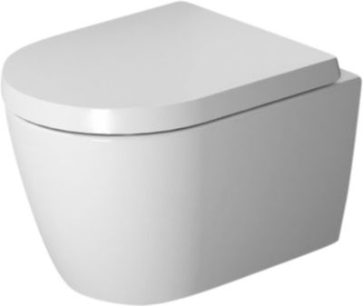 Duravit ME by Starck vægtoilet compact 37x48cm åben skylle-rand