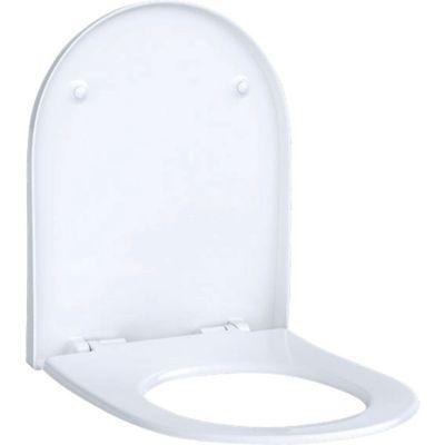 Geberit ACANTO toiletsæde med softclose 350x437x49mm hvid
