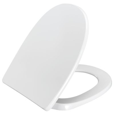 Pressalit 752 toiletsæde Hvid m/soft close til GB Nordic og Nautic